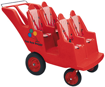 krippenwagen 4 sitzer ratgeber krippenwagen ratgeber kinder unter 3 wehrfritz gmbh. Black Bedroom Furniture Sets. Home Design Ideas