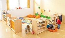 Krabbelraum gruppenr ume raumkonzepte kinder unter 3 for Raumgestaltung krippe